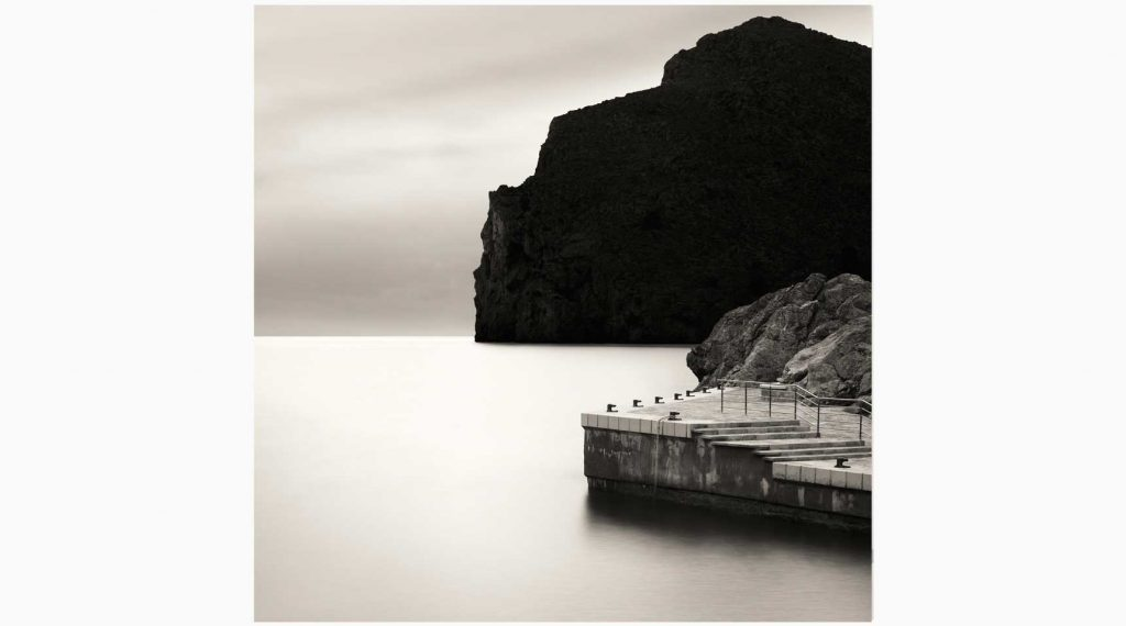 Port Sa Calobra, Insular Maior, 2007 – Photograph – Pigment print on cotton paper, 100 x 100 cm