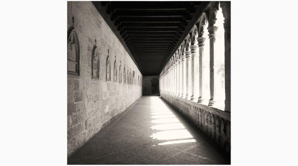 Claustre de St. Francesc, Insular Maior, 2007 – Photograph – Pigment print on cotton paper, 100 x 100 cm