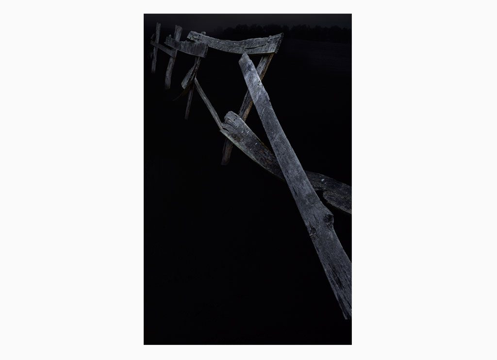 Tuun nº4 – Bounderies, 2010 – Photograph – Pigment print on cotton paper, 178 x 108 cm