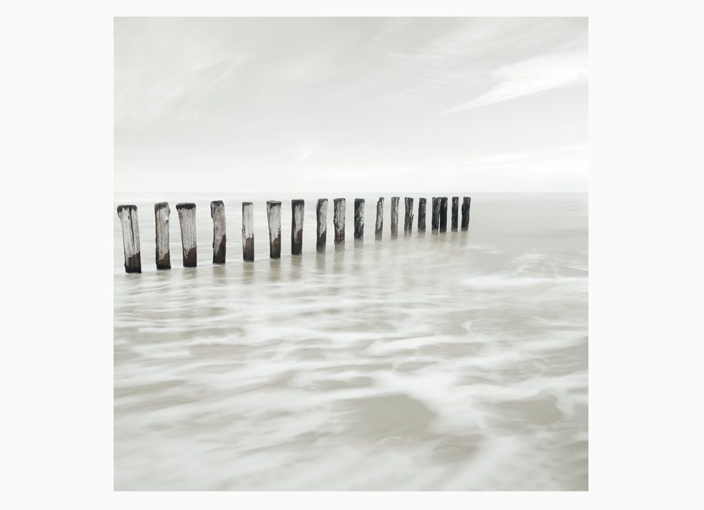 Seascapes nº1 – Nordic sea, 2011 – Photograph – Pigment print on cotton paper, 100 x 100 cm
