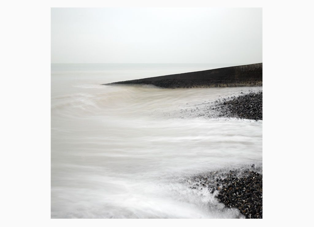 Seascapes nº3 – Nordic sea, 2011 – Photograph – Pigment print on cotton paper, 100 x 100 cm